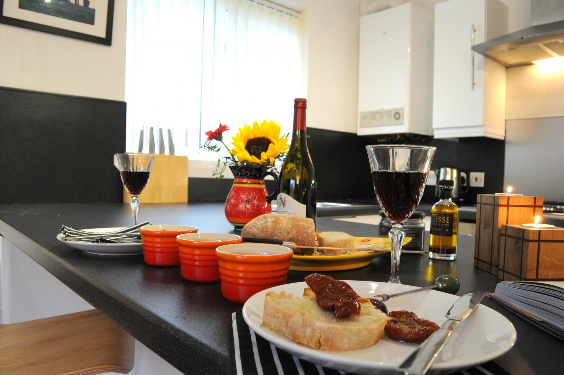 Self Catering Flat, 27a Perceval Rd