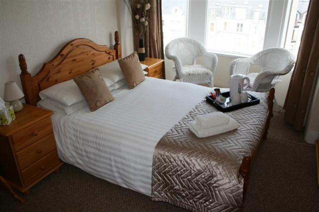 Sea view Double En-suite Room (inc. Breakfast)