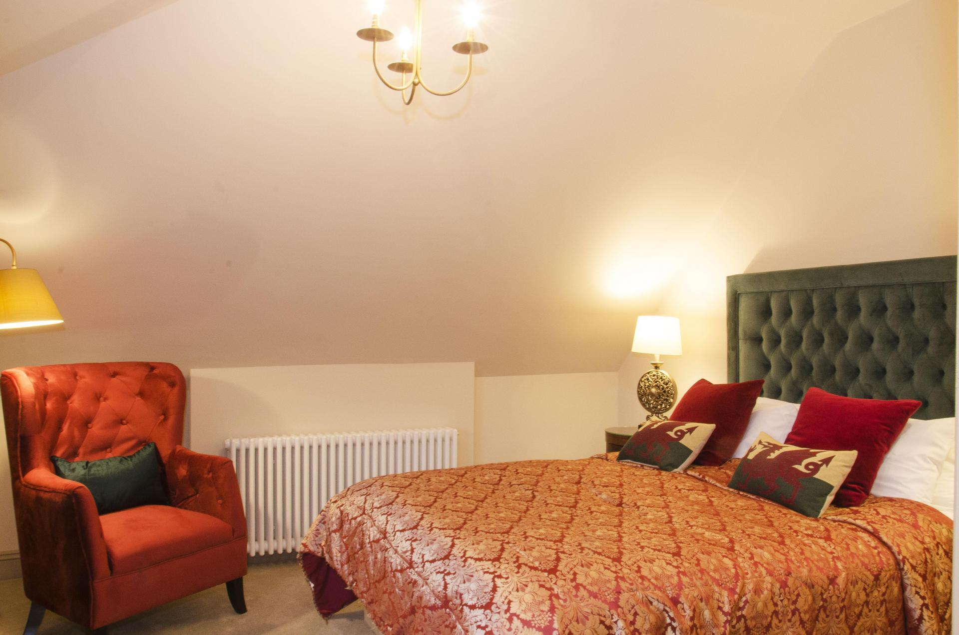 Deluxe Double En-suite Room (inc Continental . Breakfast)