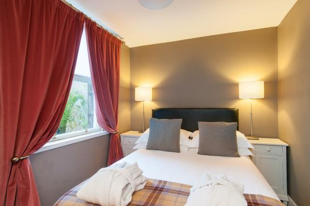 Courtyard Double En-suite Room (inc. Breakfast)