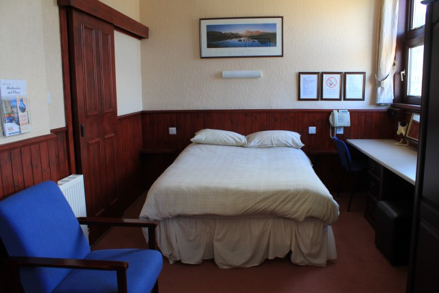 Double Room Ensuite with Single Occupancy (inc. Breakfast)
