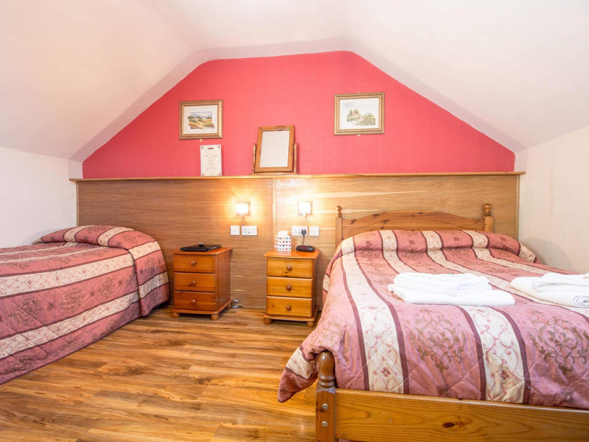Twin Room-Non Refundable (inc. Breakfast)