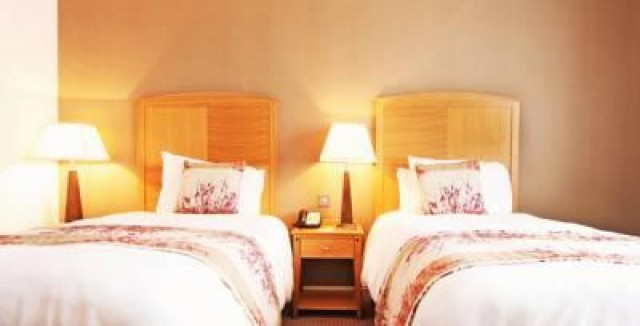 Superior Twin En-Suite Room
