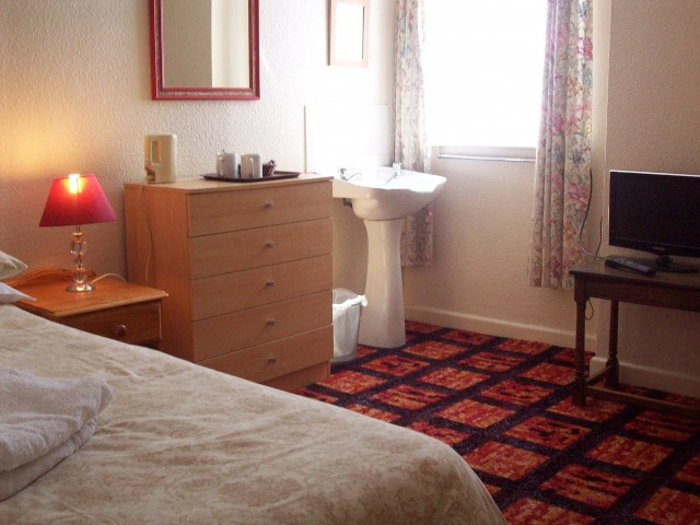 Double Room en-suite (inc. Breakfast)