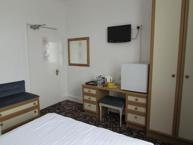 *Non Refundable* - Double En-suite Room Shower Room Only