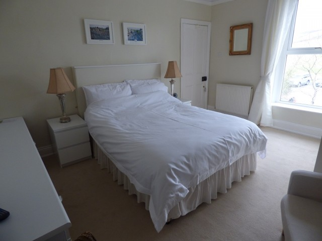Double En-suite Room (single occupancy inc. Breakfast)