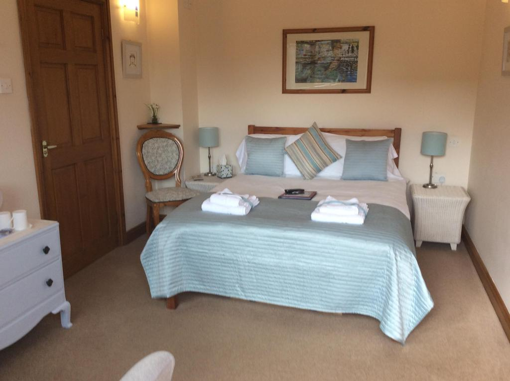 Double En-suite Room. Disabled Access (including Breakfast)