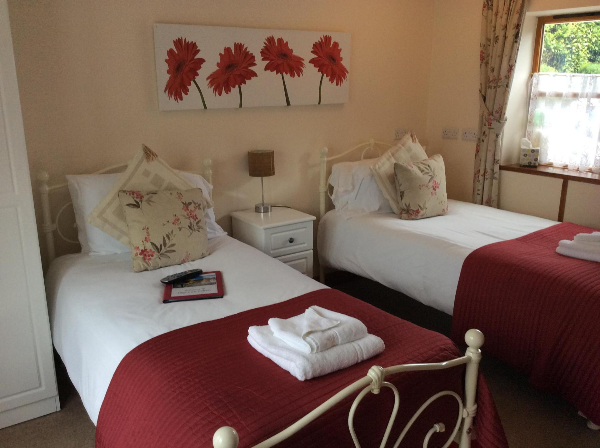Family/Twin En Suite Room including breakfast