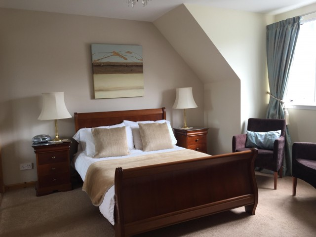 Larger Double En-Suite Room (inc. Breakfast)
