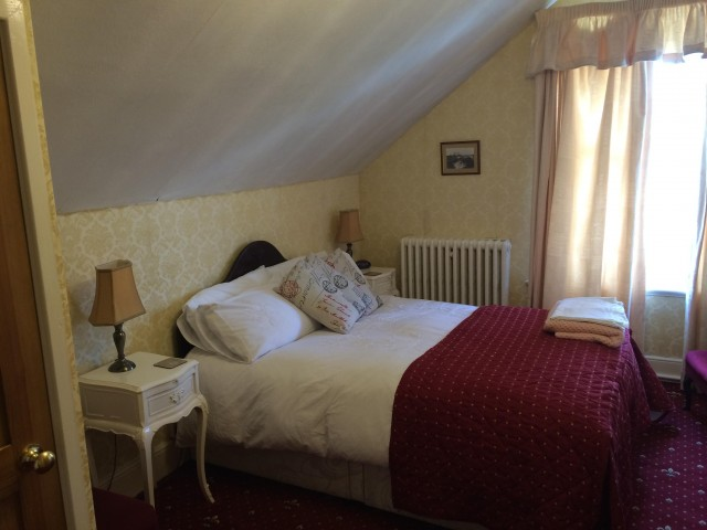 Double Room - Second Floor En-suite.