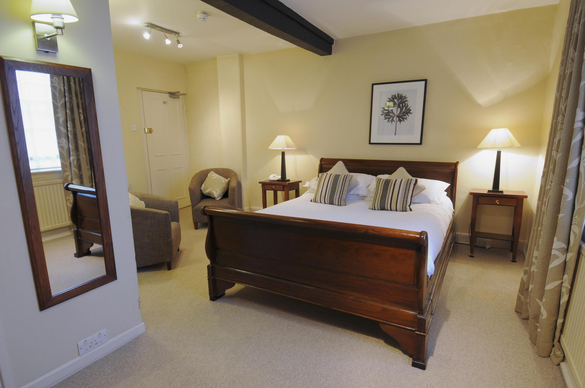 Superior Double Room (inc. Breakfast), 1 Adult