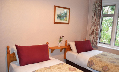 Twin En-suite Room (room Only) *Non Refundable