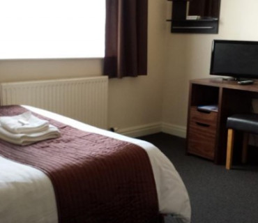 Double En-suite Room (Fully Prepaid)