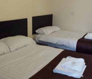 Family En-suite Room (Fully Prepaid)