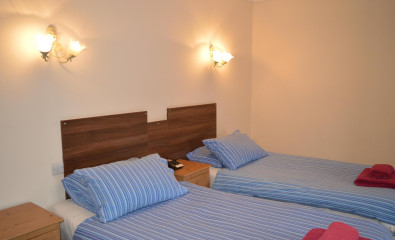 Twin En-suite Room only (Non-refundable)