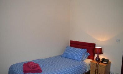 Single En-Suite Room only (Non-refundable)