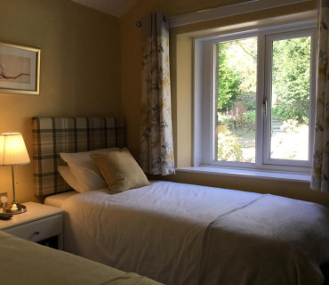 Twin En-suite Room (inc Breakfast) 1 adult