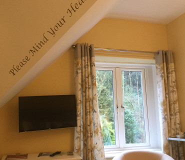 Double En-suite Room (inc breakfast) 2 adults