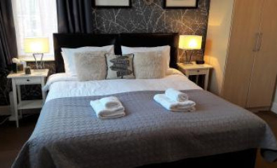 First Floor Double Room 1 adult (inc. Breakfast)