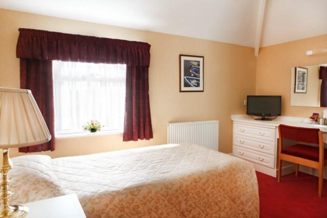 Bed And Breakfast - Standard Single Room - First Floor