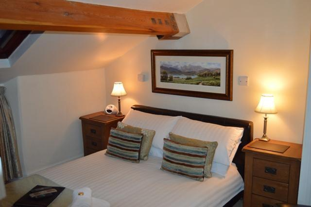 Room 3 Small Double, (not en-suite) Private WC and Shower room on lower floor ROOM ONLY