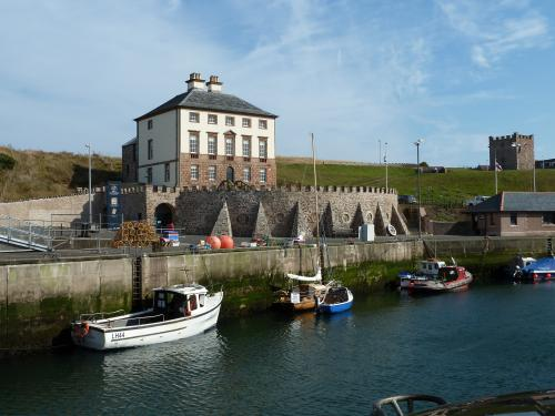 Gunsgreen House Eyemouth Berwickshire Scottish Borders