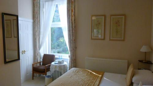 Superior Double En-suite Room with Garden View (inc. Breakfast)