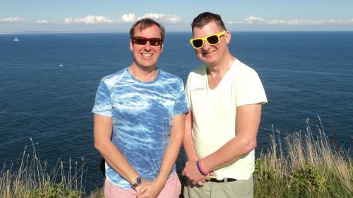 Andrew &William at Berry Head.jpg