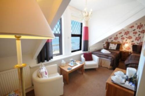 3rd floor Sea View Premium Suite as Double. (inc. Breakfast)