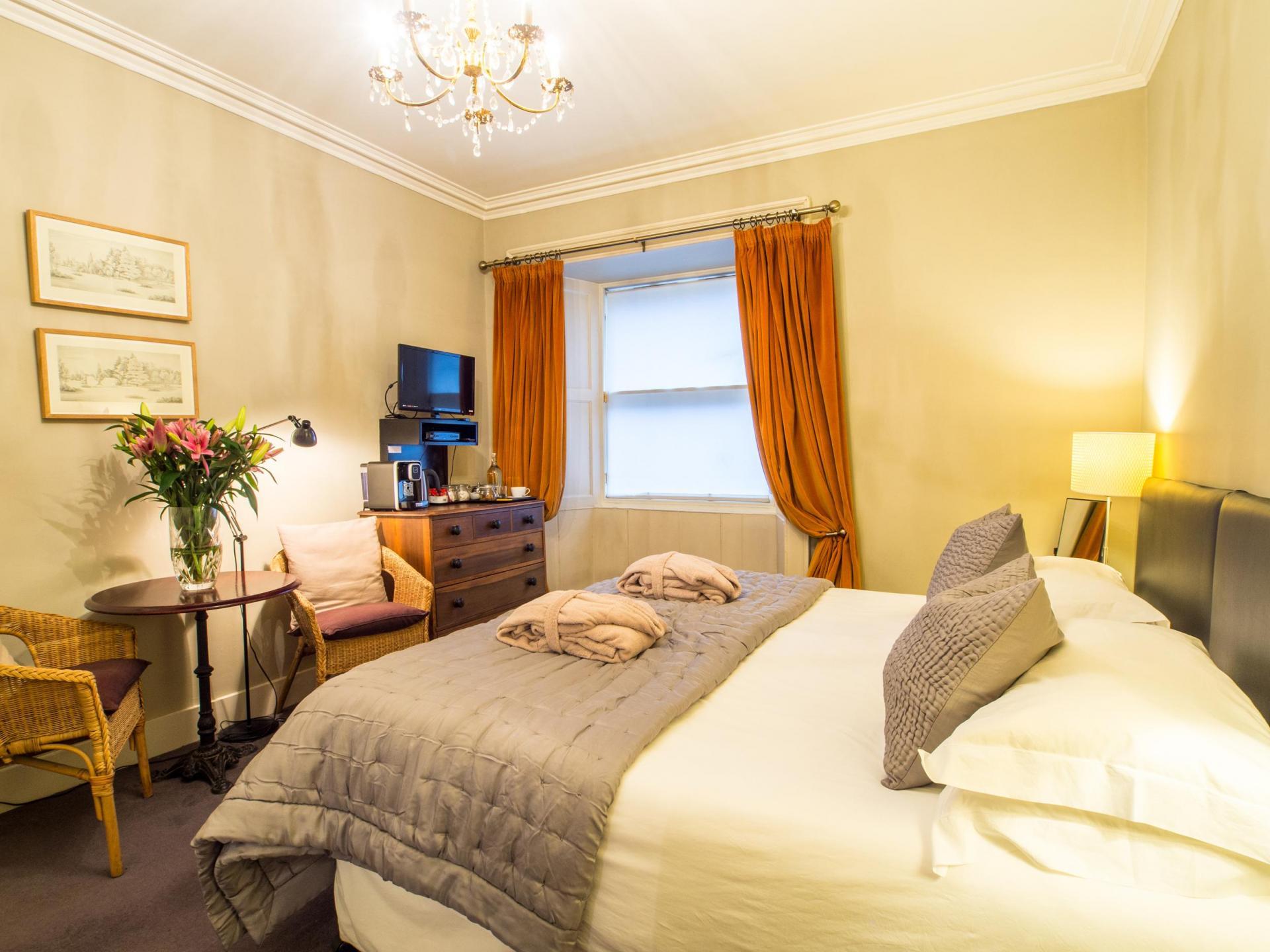 Regent Room with super-king bed (inc. Breakfast)