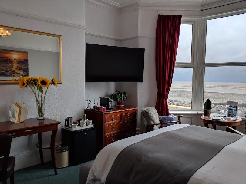 Room 3 Sup Sea View Double En-suite