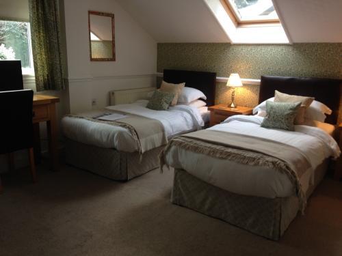 Twin En-suite Room (inc Breakfast)