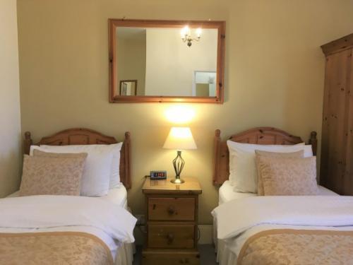 Twin En-suite Room for Sole Use (inc. Breakfast)