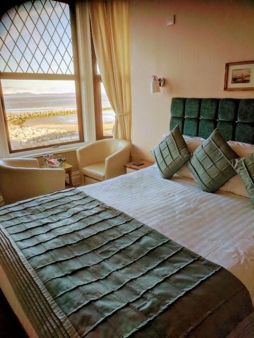1st floor Sea View Premium Double En-suite (inc Breakfast)