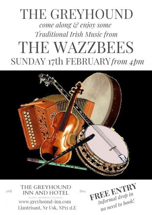The Greyhound Wazzbees Poster Version 3 Instrument