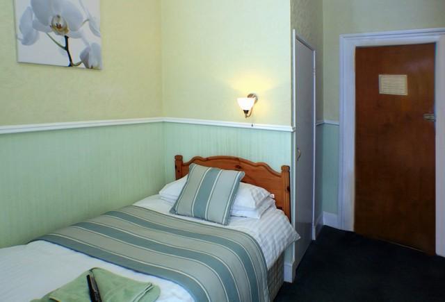 Single En-suite Room (inc. Breakfast) - Ground Floor