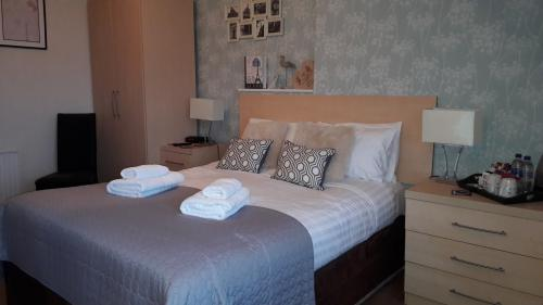 Sea View Family Room En-suite (2 adults & 2 children)