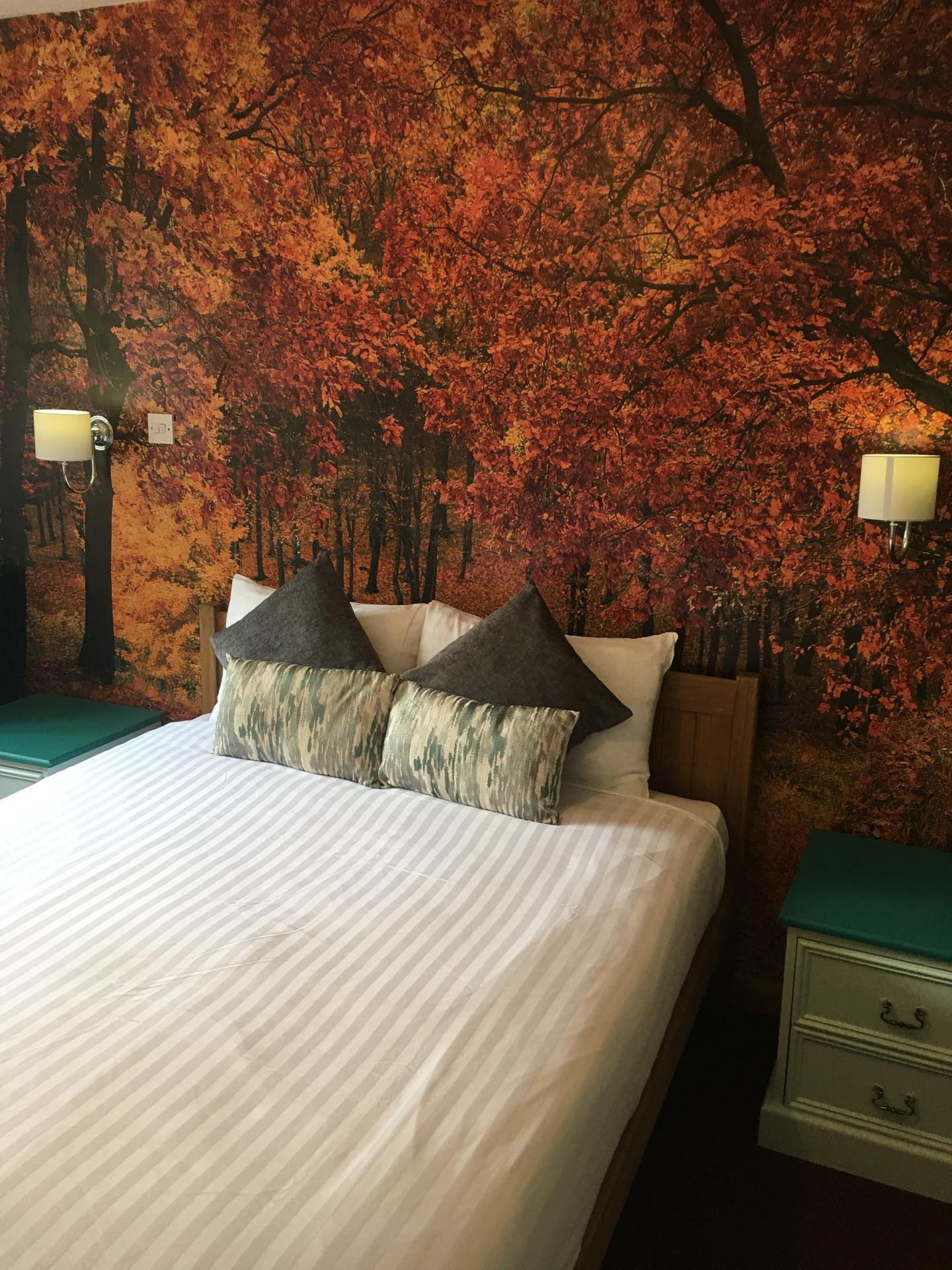 Double en-suite Room (two adults, Including Breakfast)