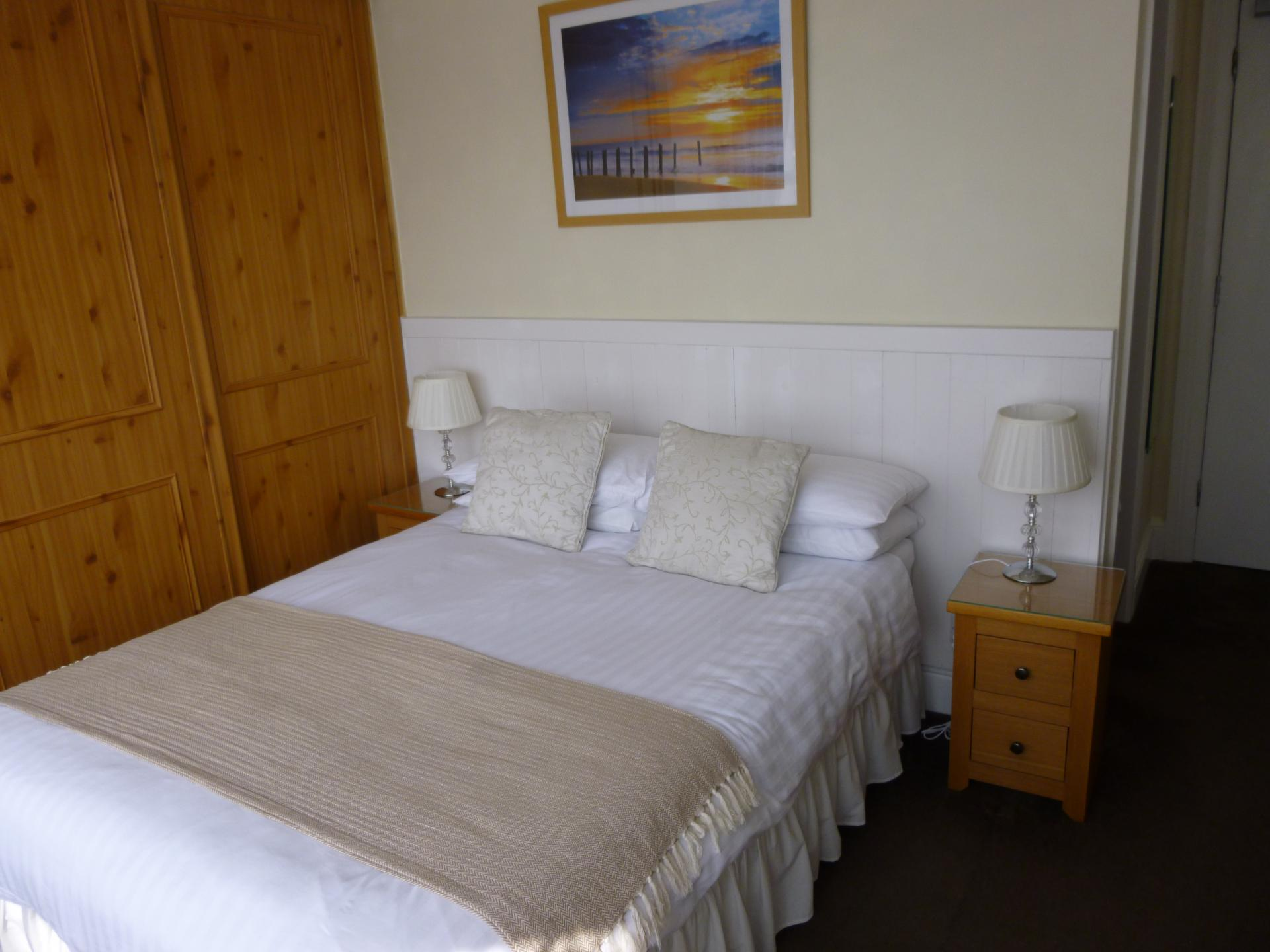 Double En-suite Room including Breakfast