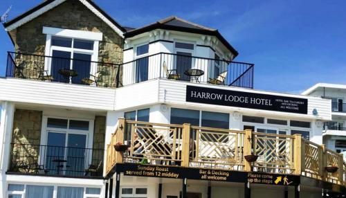 the harrow lodge hotel eastcliffe promenade shanklin po37 6bd rh hotels uk com