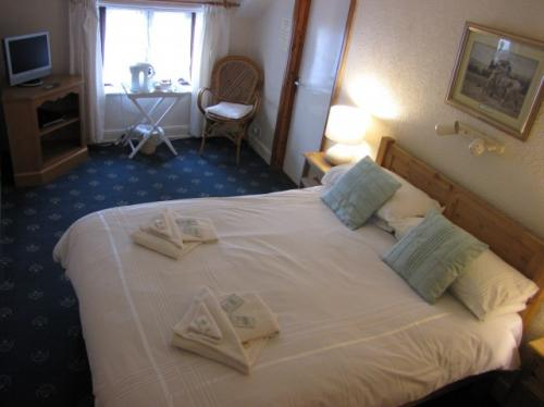 Double, Room 6 En-suite, (inc. Breakfast)