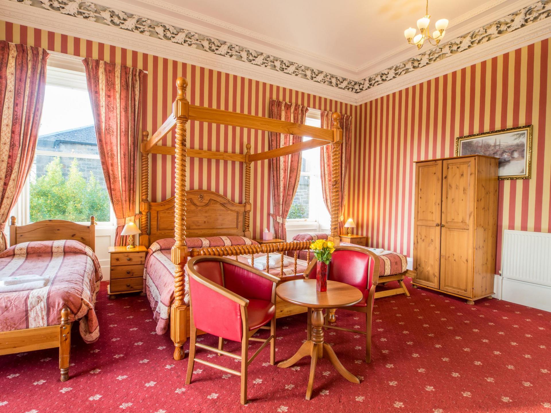 Quadruple Room (inc. Breakfast)
