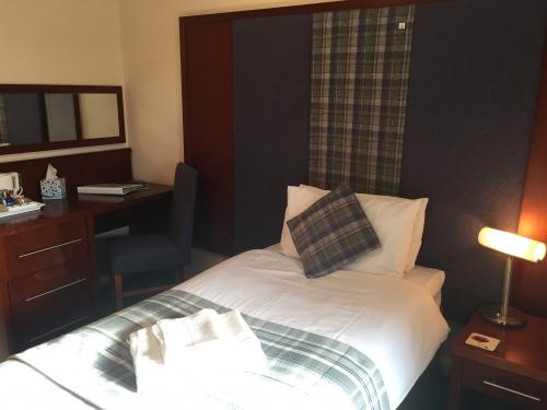 Single Room En-suite Including Breakfast