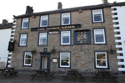 kings arms hotel reeth richmond north yorkshire dl11. Black Bedroom Furniture Sets. Home Design Ideas