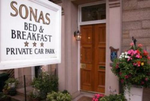 Sonas Guest House | 3 East Mayfield, Edinburgh, EH9 1SD