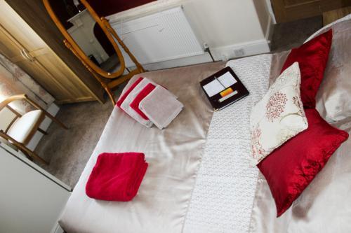 Double En Suite With Private Toilet