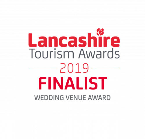 Lancashire Tourism Awards Finalist 2019 WEDDING VE