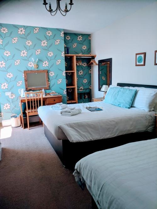 2nd floor Premium Double En-suite Room (inc. Breakfast)