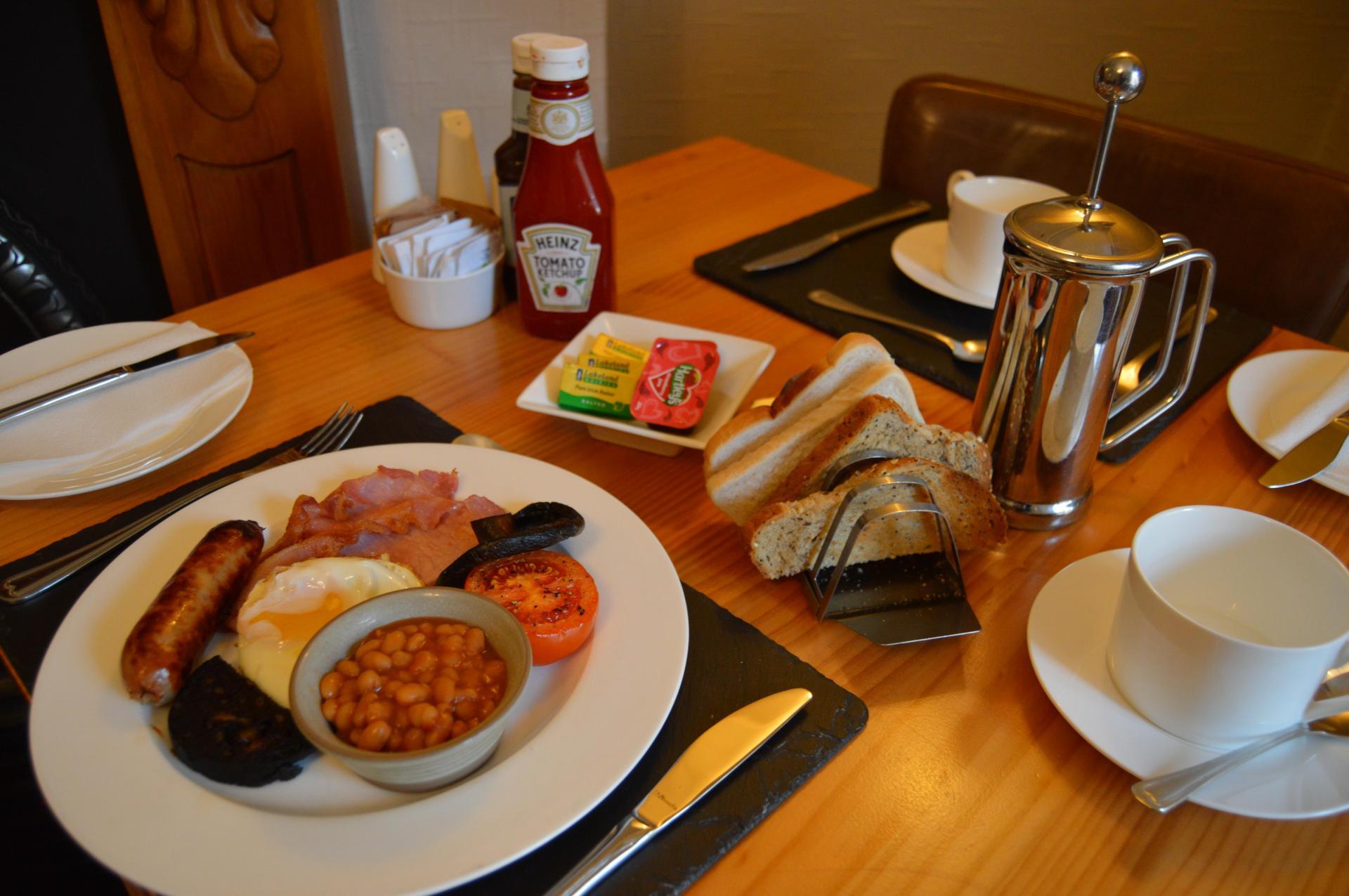 Standard Double Including Breakfast