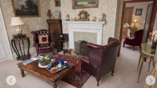 Ogston Suite Sitting room